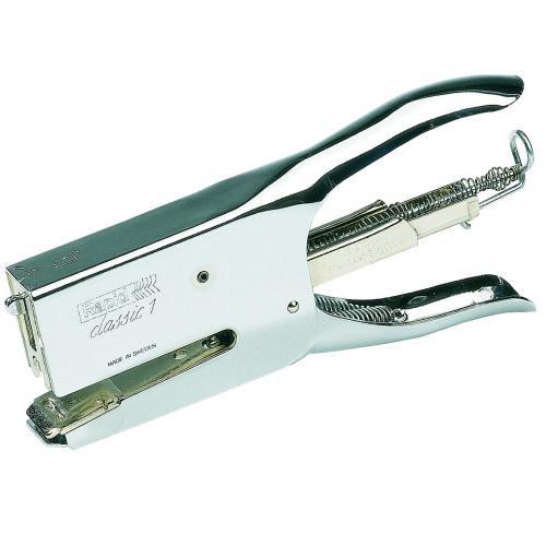 Rapid K1 Plier Stapler Silver Ref 10510602