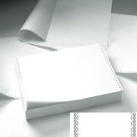 Business Listing Paper Microperforated 80/58/57gsm Carbonless A4 White/Pink/Yellow [700 Sheets]