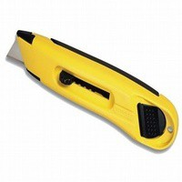 Stanley Lightweight Retractable Blade Knife Ref 0-10-088