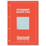Image for Chartwell Graph A4 Pad 1 5 10mm J14B