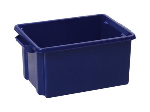 Strata Storemaster Blue Jumbo Crate