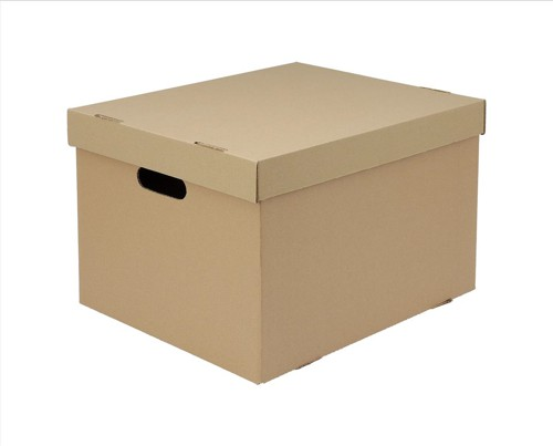Basics Archive Storage Boxes [Pack 10]