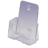 Standard Lit Holder Rigid A5 Clear