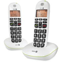 Doro DECT Cordless Big Button Phone Pk2