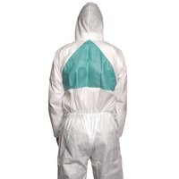 3M Basic Protective Coverall Med 4520M