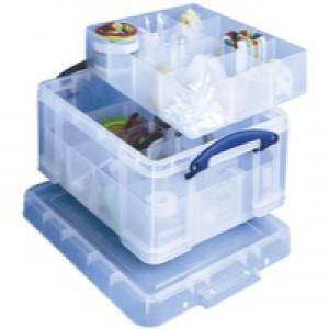 Really Useful 21l Sorting Box 350x450