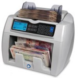 Image for Safescan 2685 Banknote Counter GBP and Euro 800-1500 Notes/min Ref 112-0421