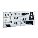 Image for Tool Wall Panels x2 and 28 Super Clips