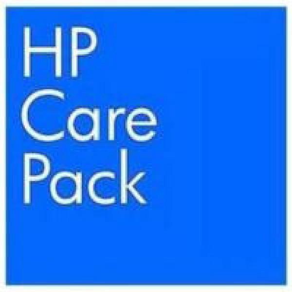 HP 2Yr Std Exchange Service/Agree UG217E
