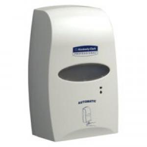 Kleenex Elect Hand Cleanser Dispenser