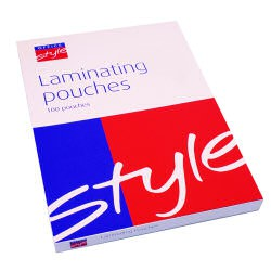 Style Laminating Pouch A3 150mic Pk100