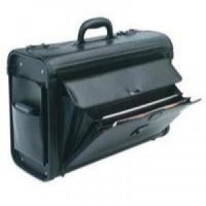 Monolith Exec Pilot Case PVC Black