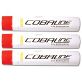 Image for Cobaline Marking Spray CFC-free Fast-dry 750ml Red Ref QLL00003P [Pack 6]
