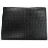 Image for COBA Bubblemat Standing Surface Mat Hard-wearing RubberW600xD900xH14mm Black Ref BF010001