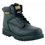 Image for &Dewalt Blk 6Inch Safety Boot Sz9 MAXI9