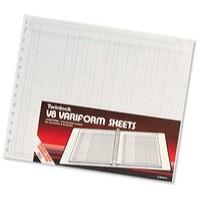 Variform V8 4 Debit 16 Credit Refill P75