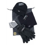 Image for AA Winter Warmer Kit of Hat/Gloves/Neck-Warmer and Foil Blanket Ref 5060114613140