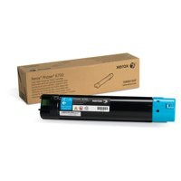 Xerox Phaser 6700 Series Toner Cartridge High Yield Page Life 12000pp Cyan Ref 106R01507