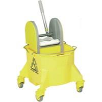 Mobile 15 20 Yellow Mop Bucket 101248YL