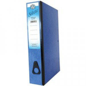 Concord IXL Box File F/scap Blue Pk10