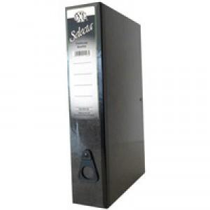 Concord IXL Box File F/scap Black Pk10