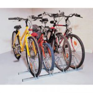 Image for FD Cycle Rack 4 Aluminium 309714