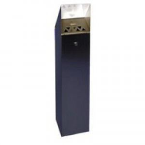 Hooded Top Tower Bin 6.6 Ltr 317469