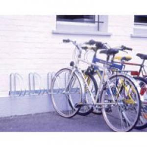 Image for FD Cycle Rack 4 Bikes Aluminium 320079