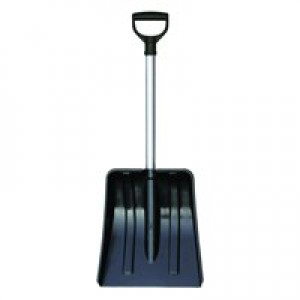 Yeti Aluminium Black Car Shovel 383696