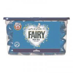 Fairy Non Biological Liquitabs Tub Pk126