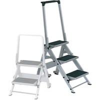 Aluminium 3 Tread Safety Step