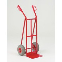Red General Hand Truck Foam Tyres 308075