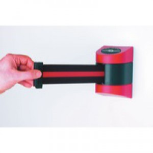 Barrier 4.6m Fully Retractable Red/Black