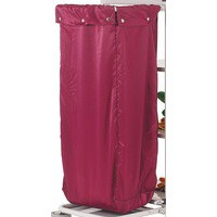 Maid Service Burgundy Trolley Nylon Bag
