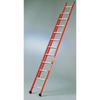 Glass Fibre Ladder 2 Sections 2x12 Tread