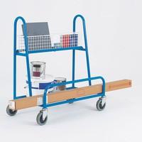 DIY Trolley Board Blue 250kg Cap 316985