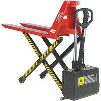 Red Pallet Truck Electric Lift 318030