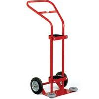 Oxygen Cylinder Trolley 1360L Red 320669
