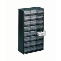 Dk.Grey Storage Cabinet 24 Drawer 324124