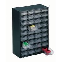 Dk.Grey Storage Cabinet 36 Drawer 324160