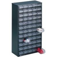 Dk.Grey Storage Cabinet 60 Drawer 324208