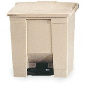 Step-On Container 68L Beige 324294