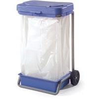 Waste Sack Bin 120 Litre Blue 325879