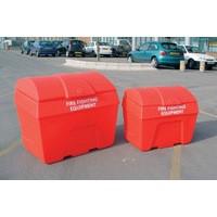 Fire Fighting Bin Store Static 200L Red