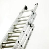 Push Up Aluminium Ladder 3Section 328666