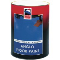 Prof Grade Floor Paint Grey 349750