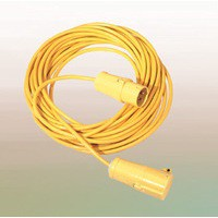 Yellow 1.5mm Cable Lead Set 14M