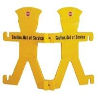 VFM Yellow Minder Barrier