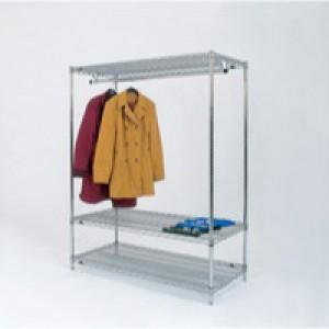 Garment Hanging 1219X610mm Static Rail