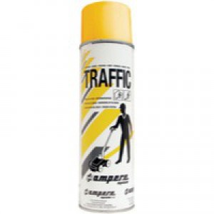 Yellow Traffic Paint Pk12